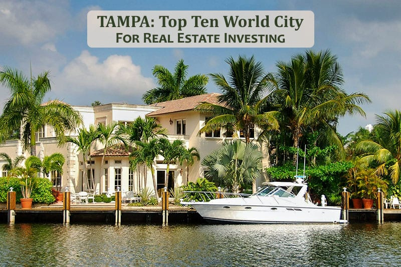 luxury Tampa waterfront home